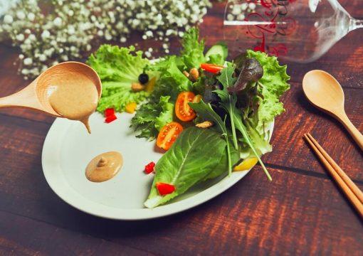 如何自己製作生菜沙拉